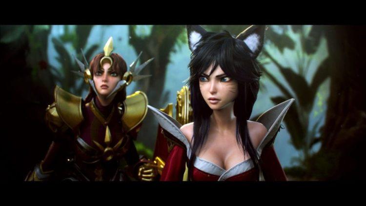 League of Legends gets an impressive New Dawn cinematic trailer