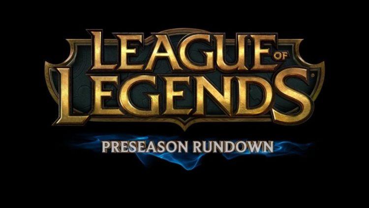 League of Legends pre-season rundown video shows upcoming changes