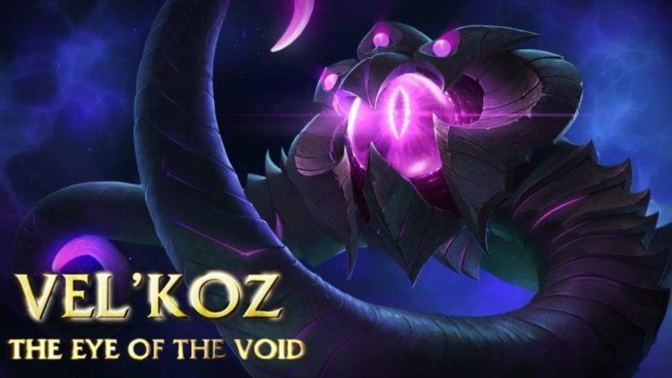 League of Legends Vel'Koz released