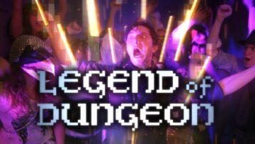 Legend of Dungeon has world's weirdest launch trailer