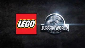 LEGO Jurassic World's teaser trailer is short but funny