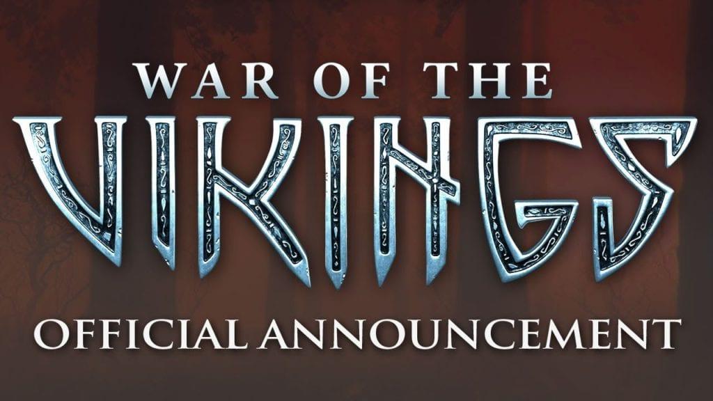 Let's Ragna-rock: Paradox announces War of the Vikings