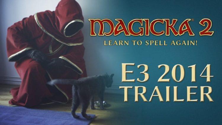 Magicka 2: Learn to Spell Again announced