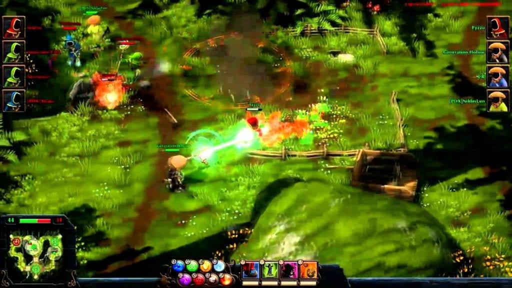 Magicka: Wizard Wars Preview