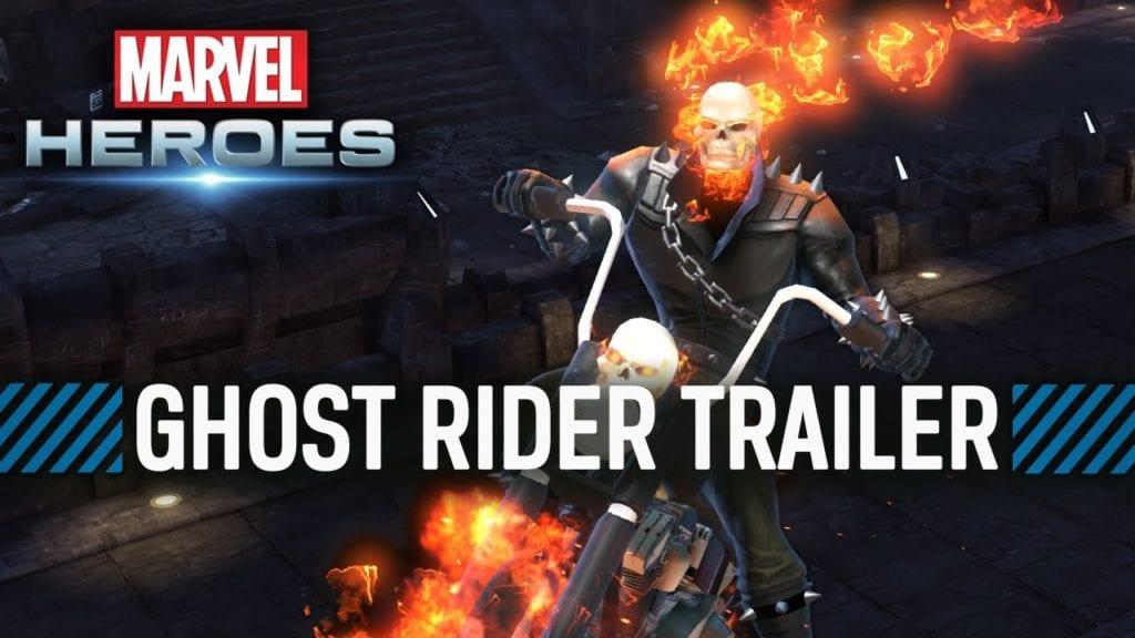 Marvel Heroes 2.1 Siege brings Ghost Rider