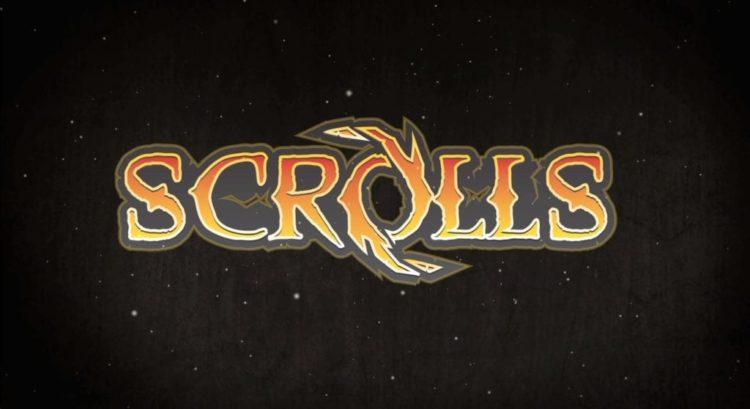 Minecraft devs' strategy title Scrolls gets a launch trailer, open beta date