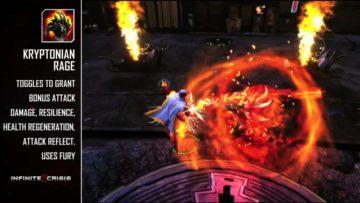 MOBA means Mo' Bats: Infinite Crisis shows Doomsday and Gaslight Batman