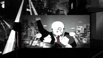 Monochroma's teaser trailer presents an urban nightmare
