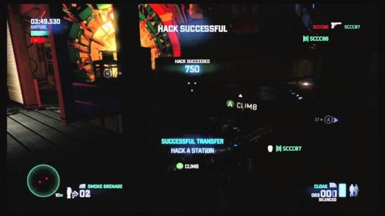 More spies vs other mercs: Ubisoft shows 'Blacklist' version of spies vs mercs mode