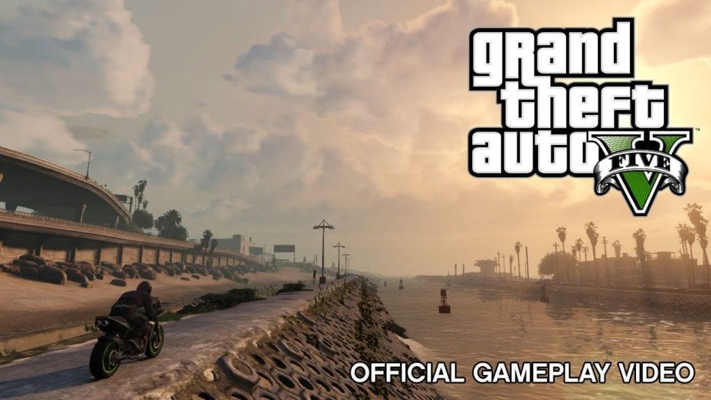 New GTA V gameplay trailer sheds no light on PC version, but job posting does
