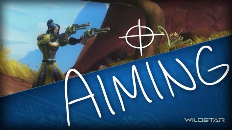 No, really: Wildstar devs explain aiming