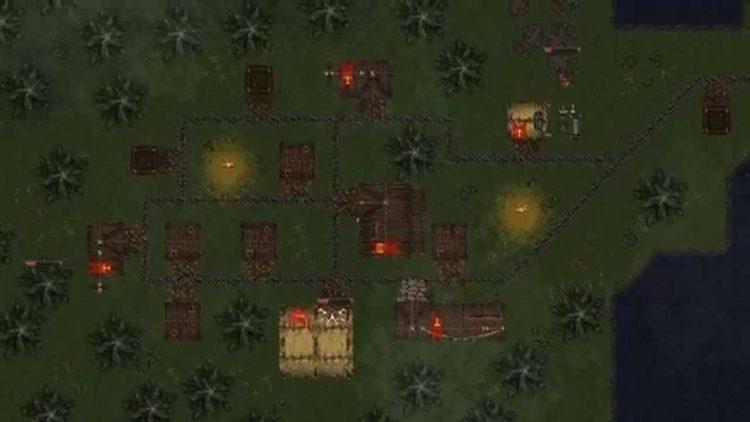 Northward's pre-alpha demo resembles a pixel art Settlers