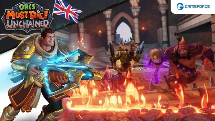 Orcs Must Die! Unchained unleashing closed beta in June