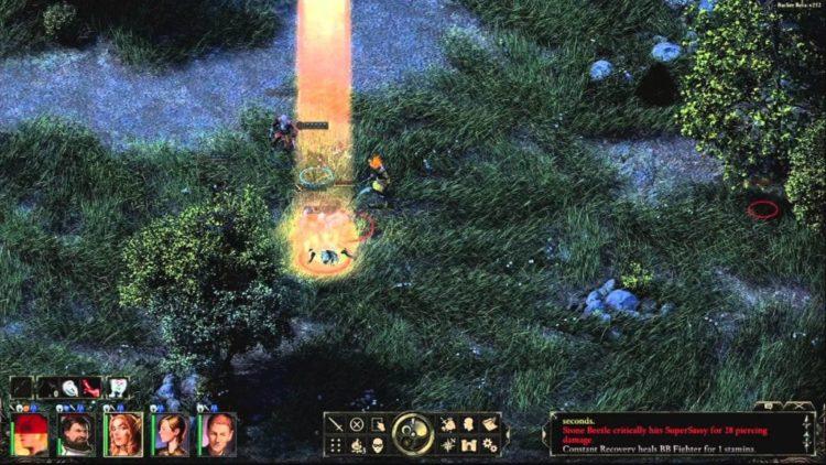 Pillars of Eternity shows 26 minutes of Gamescom gameplay