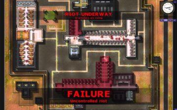 Prison Architect Alpha 20 adds fail-states