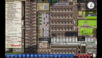 Prison Architect Alpha 27 fixes kitchens, again