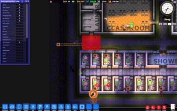Prison Architect Alpha 28 launches, brings UI improvements