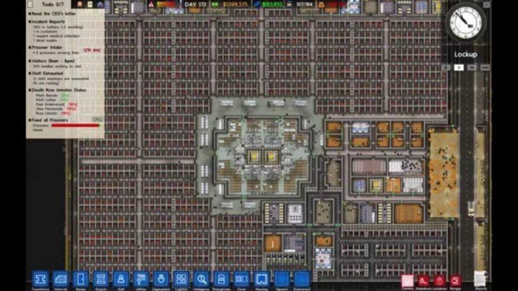 Prison Architect Alpha 32 launches, full game due Q4