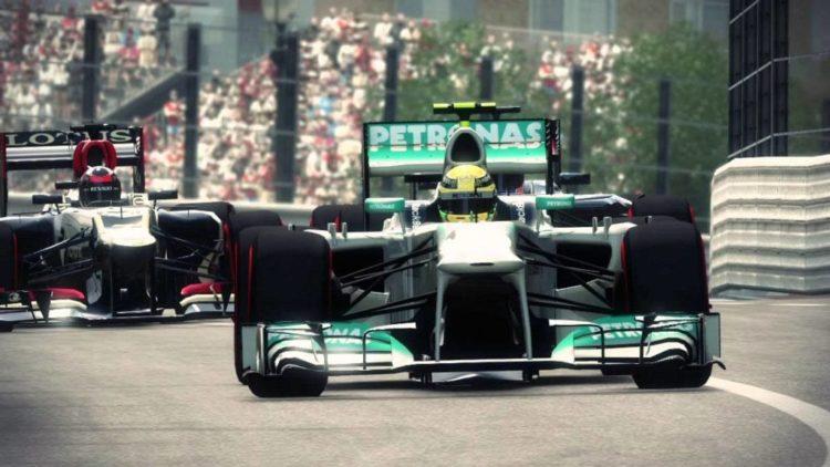 Retro formula: F1 2013 to come in regular and (even more) classic editions