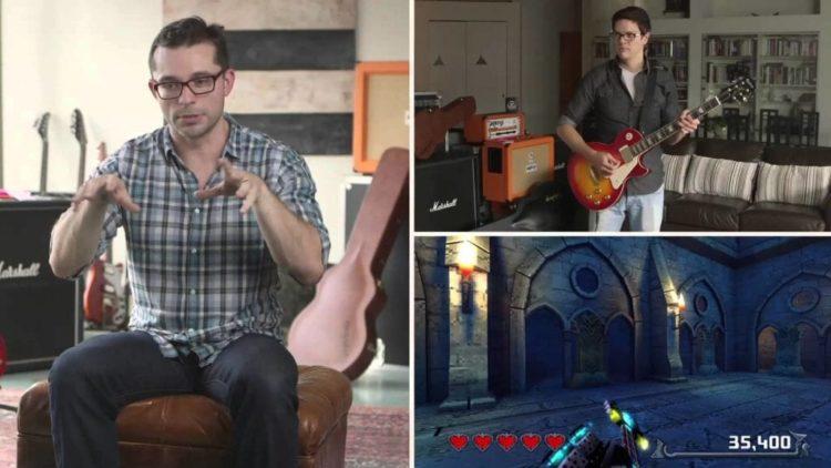 Rocksmith 2014 trailer shows off new Guitarcade minigames