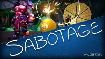 Sabotage update raps onto WildStar