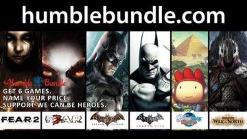 Scribblenauts Facebook page leaks next Humble Bundle