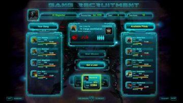 Skyjacker co-op video showcases piratey space sim combat