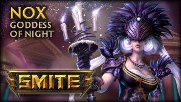 SMITE's newest god is a bit Nox-ious