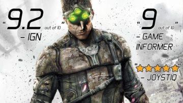 Splinter Cell: Blacklist 101 trailer shows us the ropes