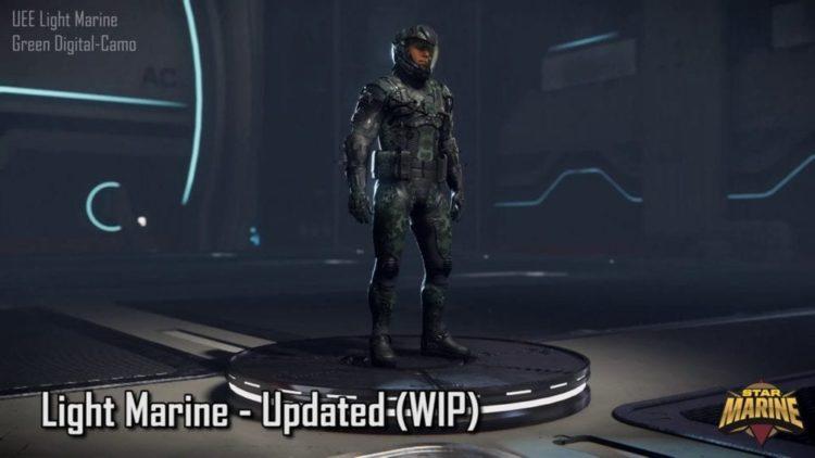 Star Citizen's FPS module Star Marine detailed
