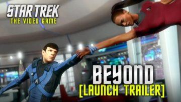 Star Trek: The Video Game launch trailer beams in