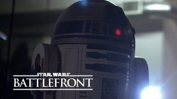 Star Wars Battlefront gets Holiday 2015 release window