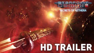 Starpoint Gemini 2 DLC explores the Secrets of Aethera