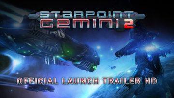 Starpoint Gemini 2 launch trailer provides some space lore