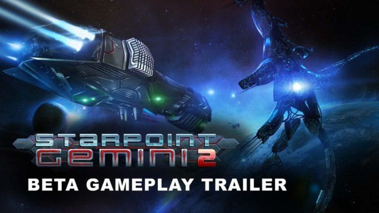 Starpoint Gemini 2 updated to v0.7019, new trailer
