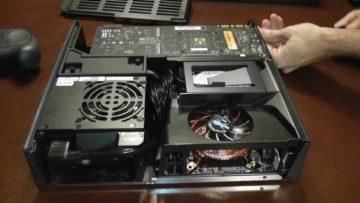 Steam Machine – WTF is inside it? Here's one open
