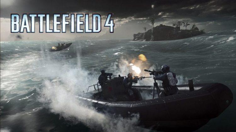 Storm warning: Battlefield 4's Paracel Storm map gets trailer
