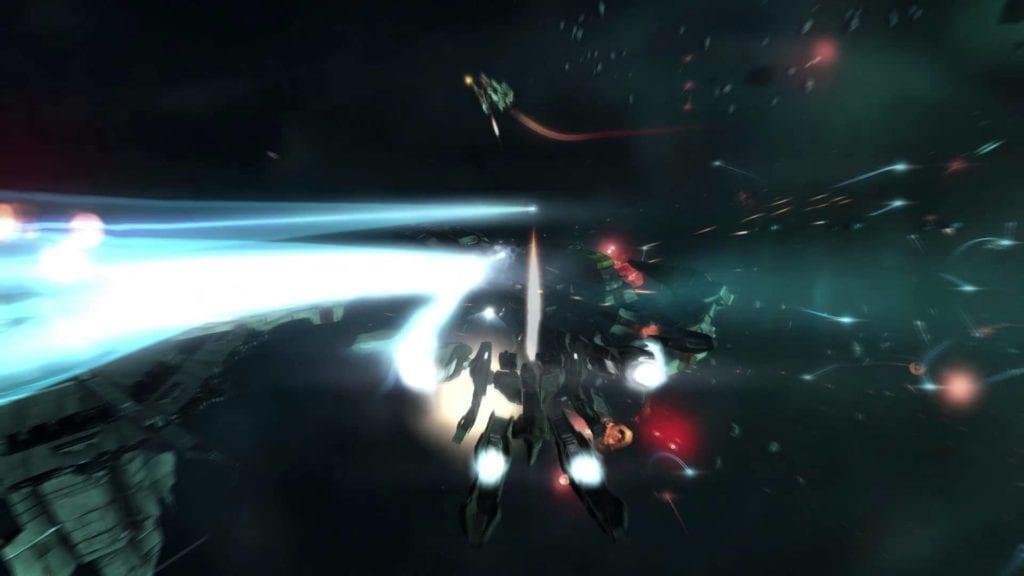 Strike Suit Zero: Director's Cut swooping onto PC