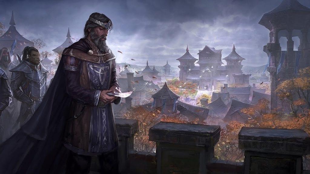 The Elder Scrolls Online's voice cast detailed