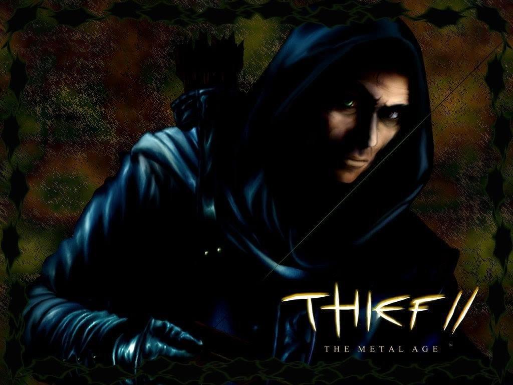 Thief's Garrett doing voice work for Underworld Ascendant