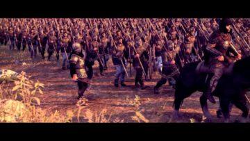 Total War: Attila's Black Horse trailer rides out