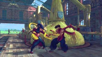 Totally street: Capcom announces Ultra Street Fighter IV