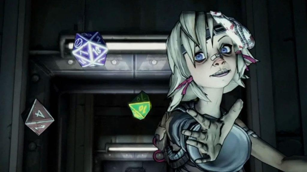 Trailer for Borderlands 2 Tiny Tina's Assault on Dragon Keep DLC