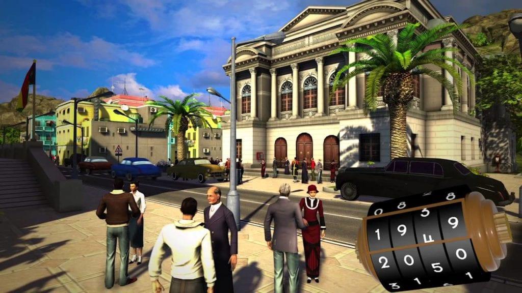 Tropico 5 gets a short gameplay trailer
