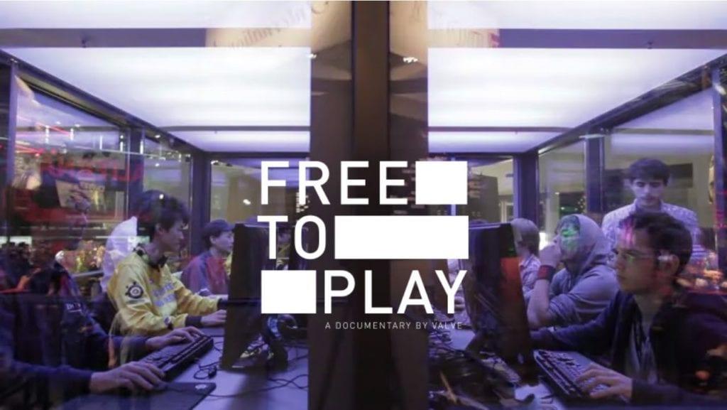 Valve's Free to Play DOTA 2 eSports movie releases next month