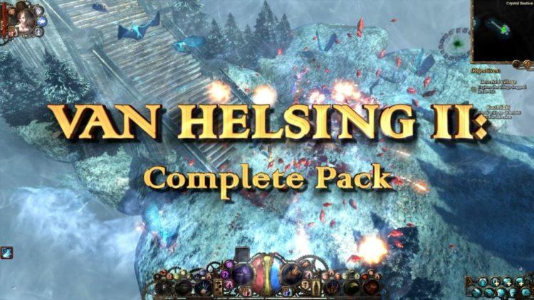 Van Helsing 2 Complete Pack includes new Pigasus DLC