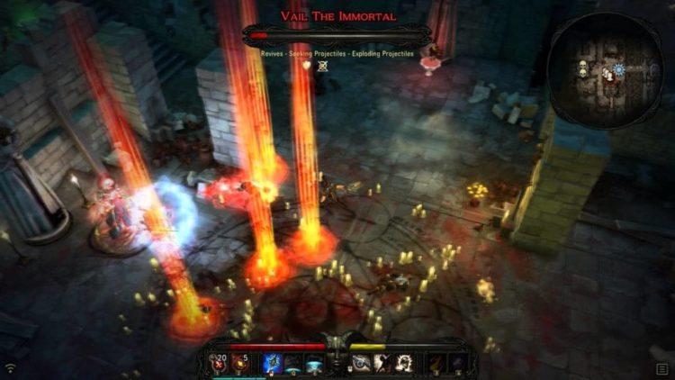 Victor Vran update adds multiplayer monster-hunting