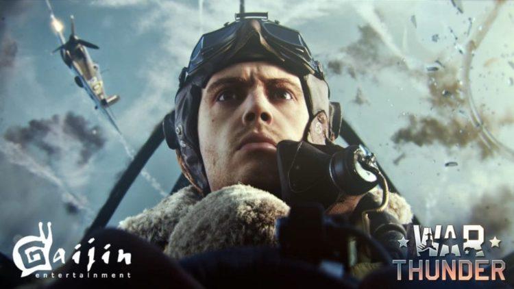 War Thunder CGI trailer storms in