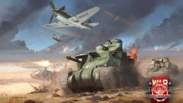 War Thunder unleashes Steel Generals update 1.45