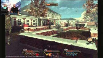 Watch a playthrough of The Bureau: XCOM Declassified University level